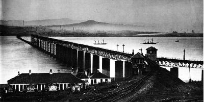 The Tay Bridge Disaster - The Tay Bridge Disaster